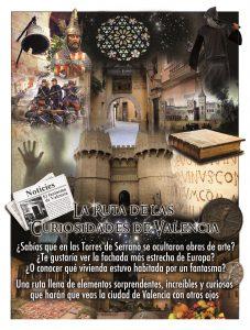 Ruta de las Curiosidades de Valencia