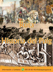 Ruta Historia del Puig