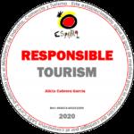 Logo Turismo Responsable Covid19
