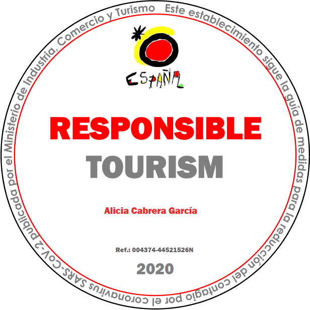 Certificado Turismo Responsable