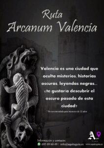 Ruta Arcanum Valencia