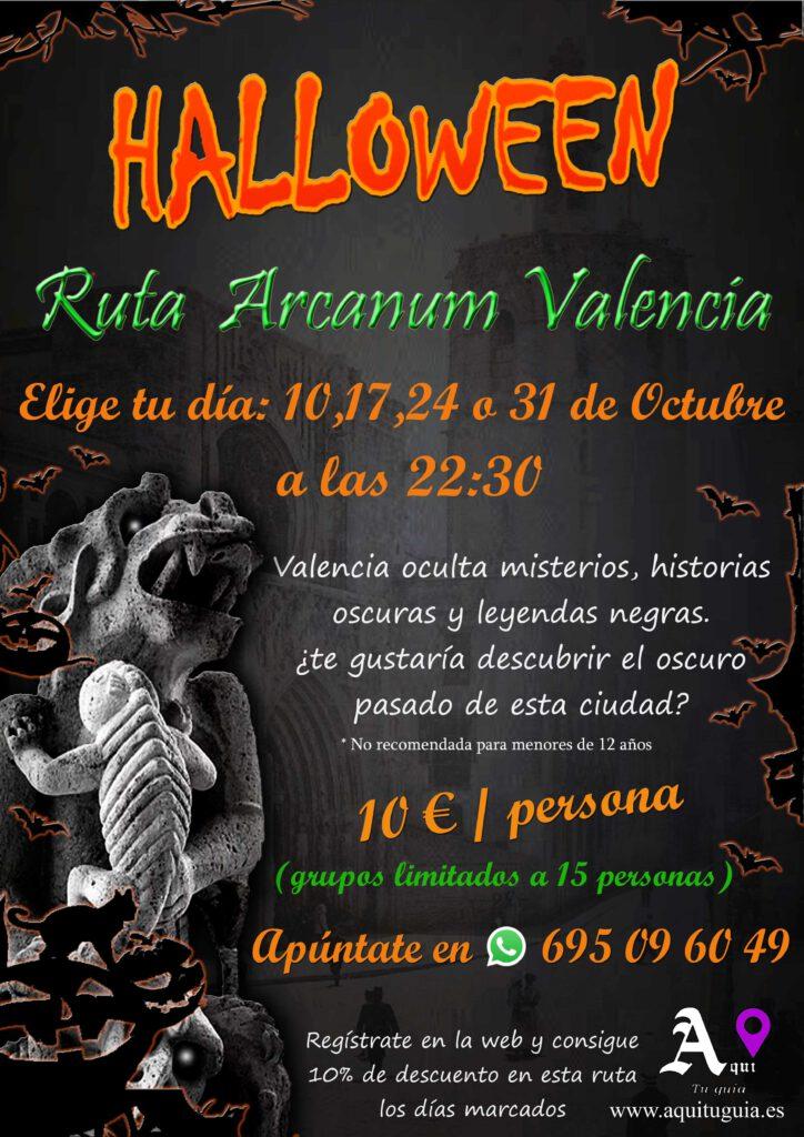 Arcanum Halloween 2020